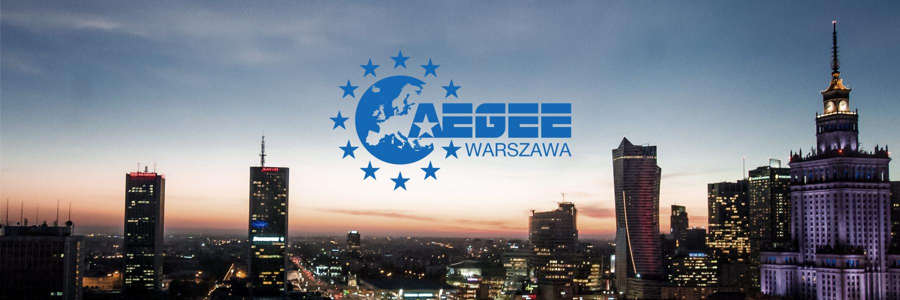 AEGEE Warszawa Header